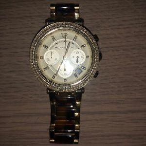Michel Kors Oversized Watch